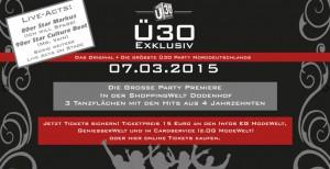 Spielbank Bremen sponsert größte Ü30-Party Norddeutschlands