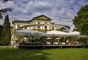Grand Casino Baden behauptet sich im Schweizer Casino-Markt