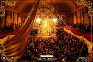 """Grand Casino Luzern: """"Eine Nacht in Paris"""" mit WATERMÄT"""
