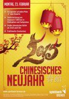Chinesisches Neujahrsfest in der Spielbank Bremen