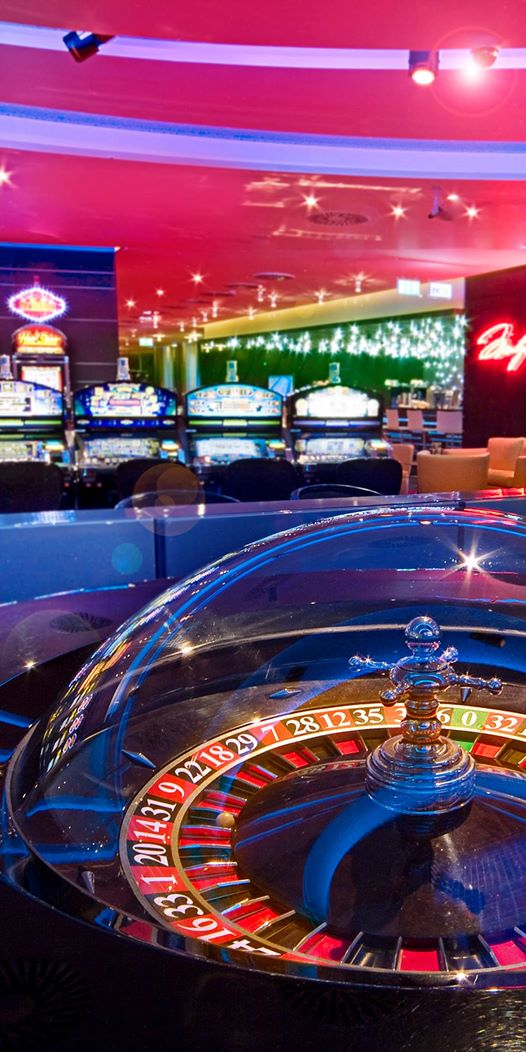what is casino bank impressum