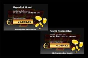 Spielbank Wiesbaden: 2 Jackpots innerhalb einer Stunde
