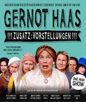 """""""ZUSATZ:VORSTELLUNGEN"""": Gernot Haas im Casino Kitzbühel"""