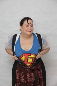 SUPERLIZZY: Lizzy Aumeier im Casino Kitzbühel