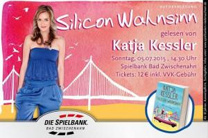 Spielbank Bad Zwischenahn: Lesung mit Katja Kessler
