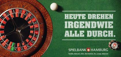 Spielbank Hamburg: Roulette-Turnier zum Sommeranfang