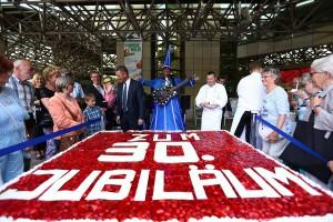 Großes Jubiläum: Ansturm auf Spielbank Hohensyburg