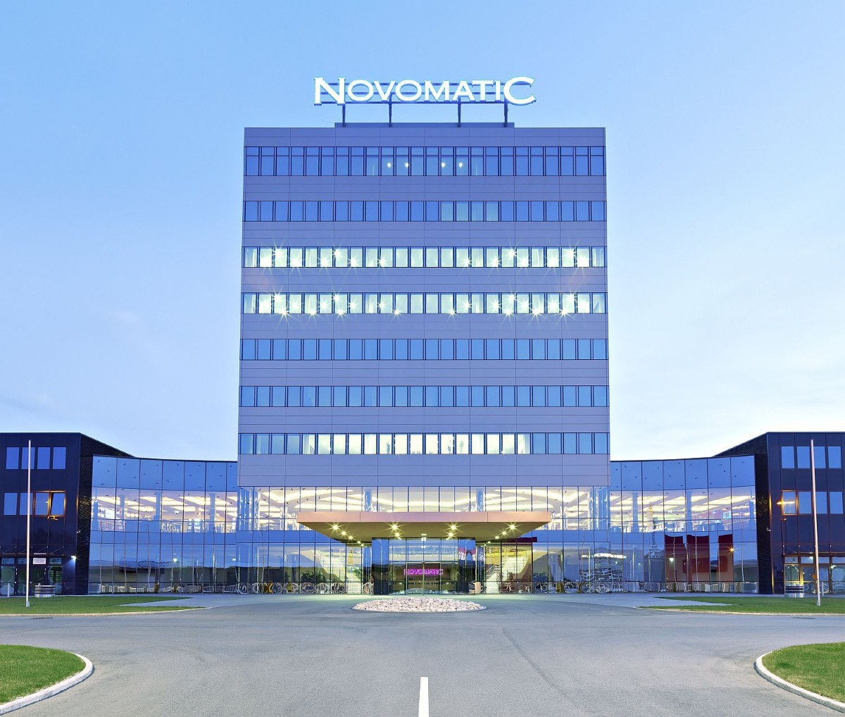 casinos austria - novomatic