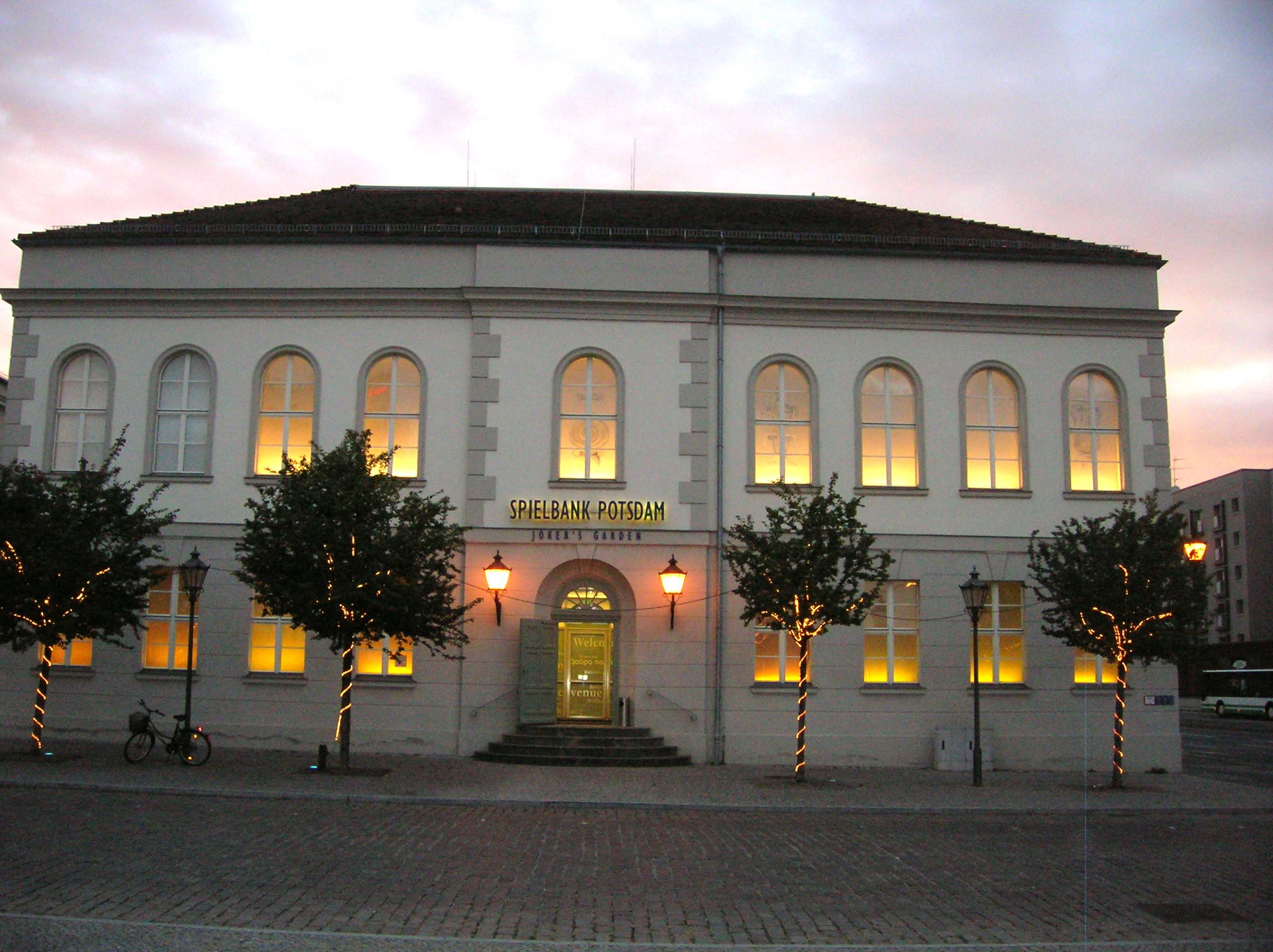 Spielbank Potsdam