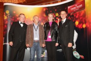 Preisschnapsen im Casino Velden: 3.000 Euro in die Steiermark