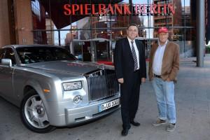 Lange Gala-Nacht: 40 Jahre Spielbank Berlin