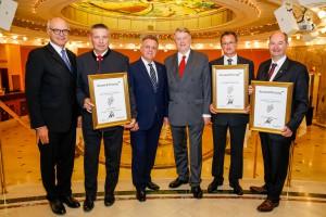 Casinos Austria verleihen Goldene Traube 2015