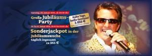 23. Januar: Merkur Spielbank Leuna-Günthersdorf wird 1 Jahr