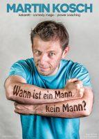 Kabarettist Martin Kosch im Casino Innsbruck