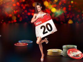 Casinos Austria lädt zum Internationalen Tag des Glücks