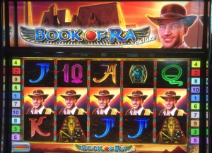 """Spielbank Göttingen: 10.436 Euro beim """"Book Of Ra"""""""