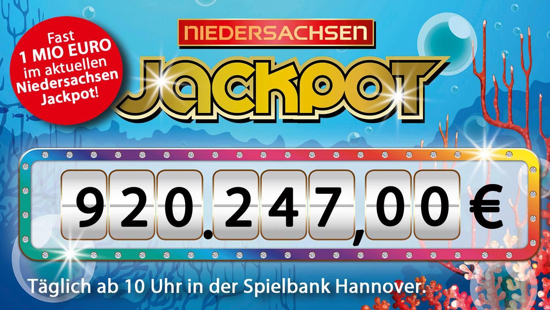 Niedersachsen Jackpot