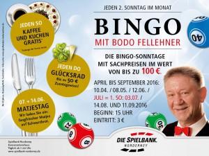 """Spielbank Norderney startet """"Bingo live!"""""""