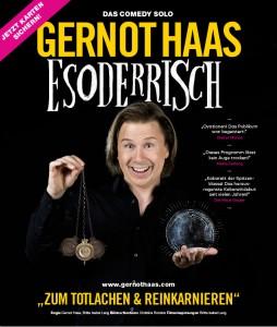 Kabarett der Spitzenklasse: Gernot Haas im Casino Kitzbühel
