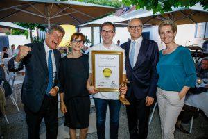 Casinos Austria: Goldene Roulette Kugel für Gut Purbach
