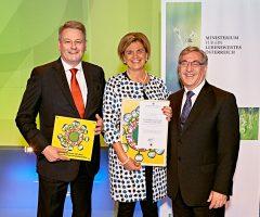 """Casinos Austria: Studio 44 als """"Green Location"""" ausgezeichnet"""