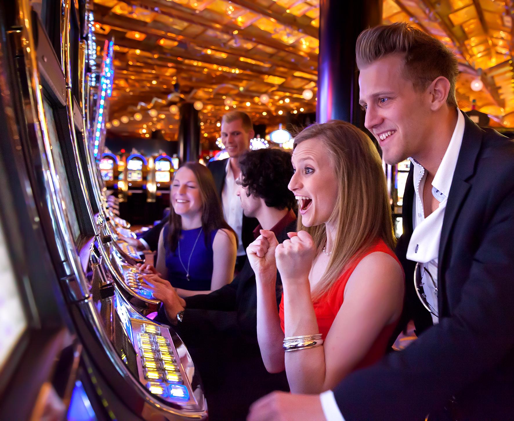 Casino Baden Kleidung