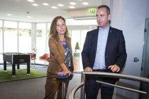 Brandenburgische Spielbanken: Quick Check-In mit Venenscan