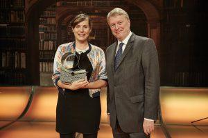 Casinos Austria Literaturpreis Alpha 2016 geht an Barbi Markovic