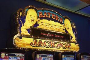 €546.681: Bayern–Jackpot in der Spielbank Bad Reichenhall geknackt