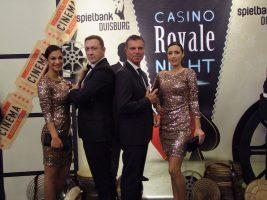 2.000 Gäste bei Casino Royale Night in der Spielbank Duisburg