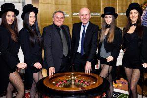 Casino Linz: Verabschiedung von Casino Direktor Josef Kneifl