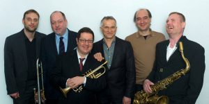 6. November: Joris Dudli Blue Train Sextet im Grand Casino Luzern