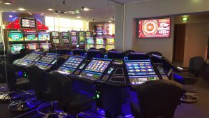 Neue Multi–Touchbet–Rouletteanlage in Spielbank Cottbus
