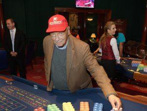 Casino FlaminGO feierte Erweiterung mit Niki Lauda