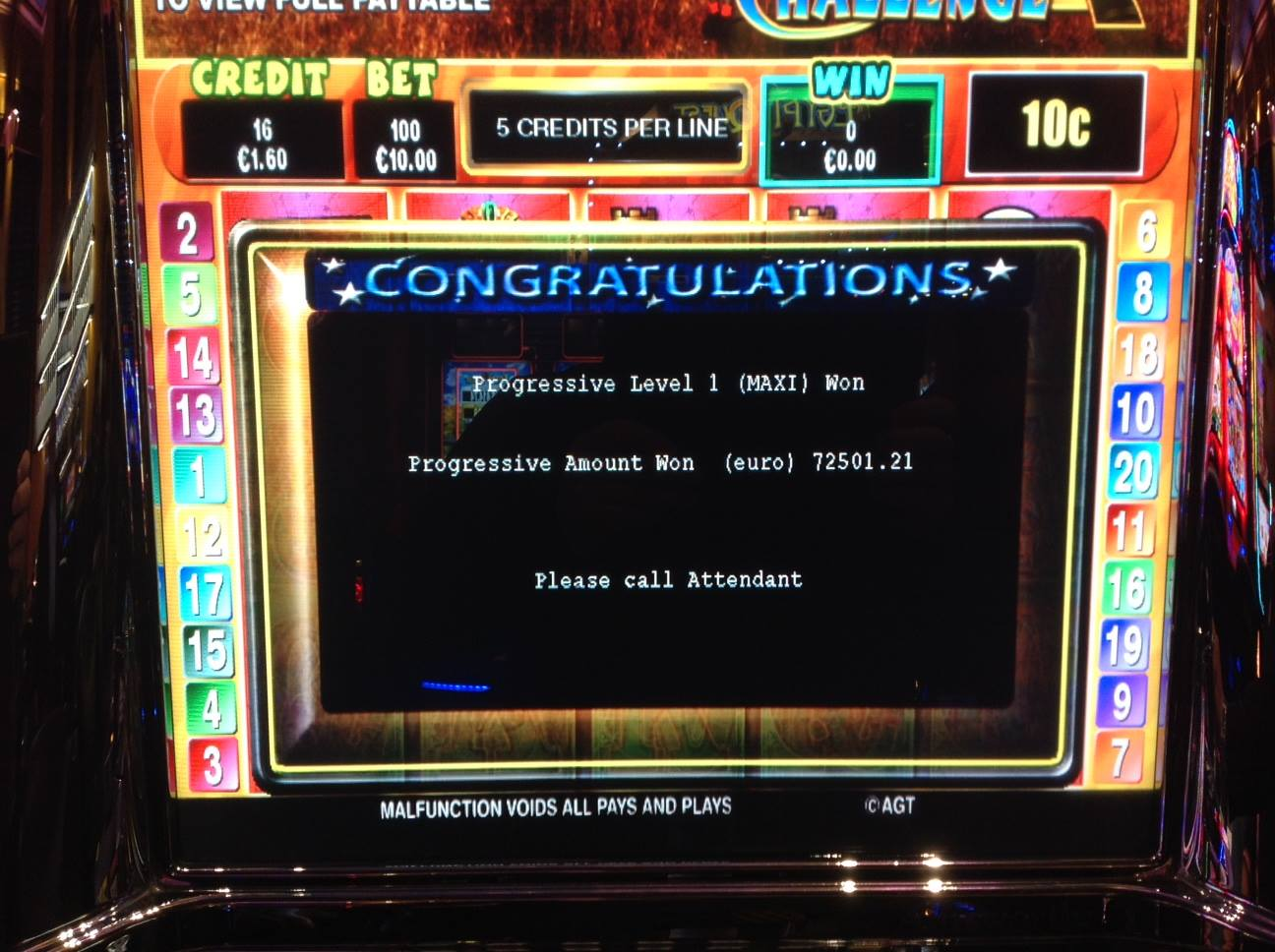 Roulette 72 free
