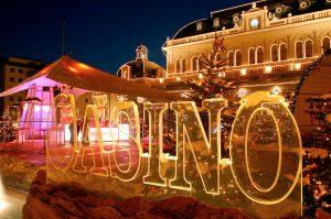 Weihnachtszauber bei Casinos Austria
