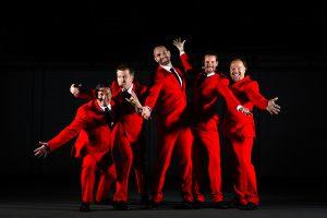"Casino Innsbruck: A-cappella-Weihnachtskonzert mit ""The Nicknames"""