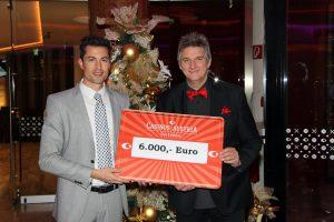 Casino Velden: 7. Schlagerweihnacht bringt €6.000 für Licht ins Dunkel