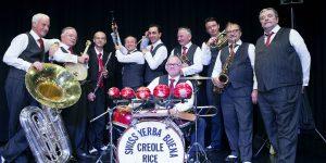 Swiss Yerba Buena Creole Rice Jazz Band im Grand Casino Luzern