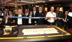 Gauselmann Gruppe eröffnet Casinos auf Kreuzfahrtschiffen
