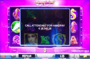 Niedersachsen-Jackpot im Casino Seevetal geknackt
