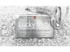 Letzter Donnerstag im Monat: Lucky Ladys in der Spielbank Hamburg