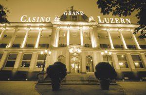 Generalversammlung der Kursaal-Casino AG Luzern im Grand Casino Luzern