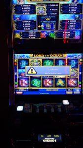 Merkur Spielbank Leuna–Günthersdorf: Gast gewinnt €56.000 an 3 Automaten