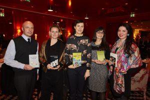 Casinos Austria: Literatur-Dinner mit Alpha-Preisträgerinnen