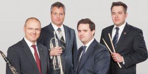 Grand Casino Luzern: International Hot Jazz Quartet plus Two