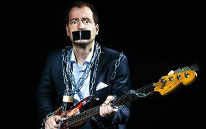 "24. Juni: ""Free Jazz"" – Kabarettist Stefan Haider im Casino Innsbruck"