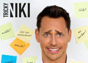 Tricky Niki: 8. Juni mit neuem Programm im Casino Innsbruck