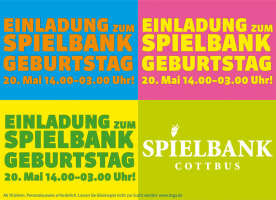 Extra-Aktionen am 20. Mai: Spielbank Cottbus feiert 19. Geburtstag