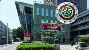 25 Jahre Casino Innsbruck: Großes Jubiläum am 1. Juli